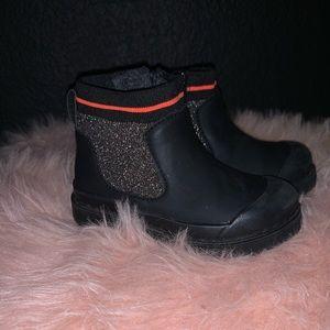 Zara Chelsea rain boots